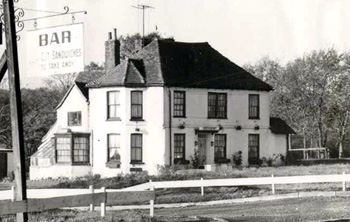 The Sandhouse Inn about 1970