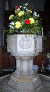 The font January 2009