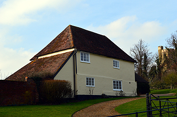 Church Farmhouse February 2013