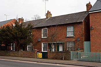 Ivy Cottages March 2015