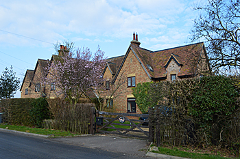 1 to 4 Manor Farm Cottages February 2016