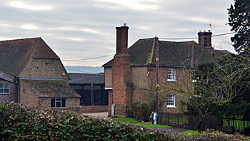 Hill Farm January 2015