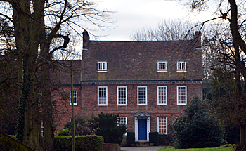 The Old Rectory January 2016
