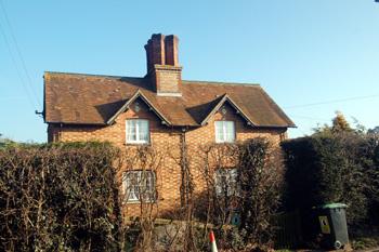 Rectory Cottage January 2011
