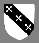 The Chernock family coat of arms