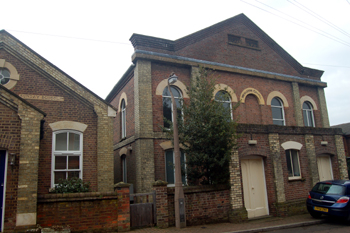 Albert Street Methodist Chapel January 2010