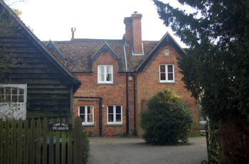 The Old Vicarage January 2011