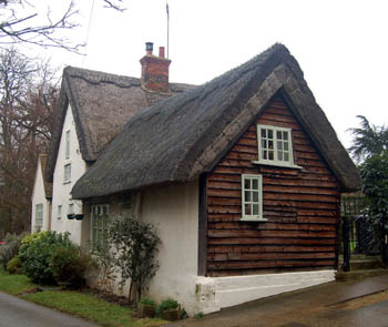 The Thatched Cottage January 2008