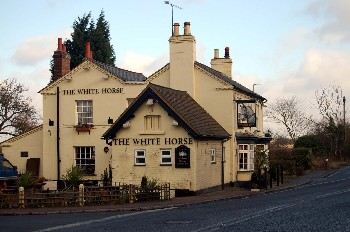 The White Horse in March 2007