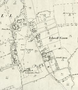 Ickwell Green in 1926