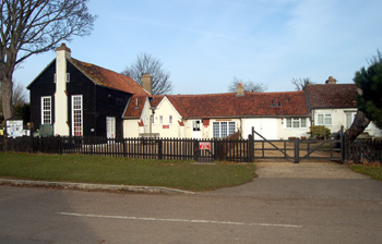 The Village Hall in March 2010