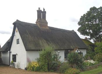 Thomas Tompion's Cottage in Ickwell July 2007