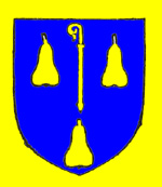 Warden Abbey coat of arms