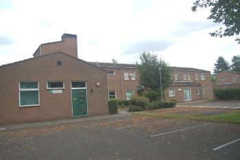 Picture of Greys House school taken in July 2007