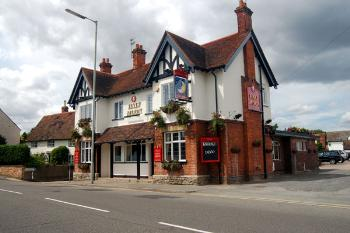 The Half Moon in 2007