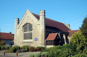 Kempston East Methodist Church September 2007