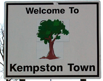 Kempston sign 2013