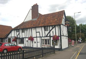 Picture of King William the fourt public house in Kempston