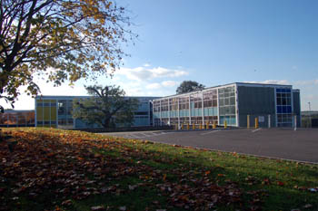 Picture of Robert Bruce Middle School