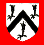 The Bray family arms