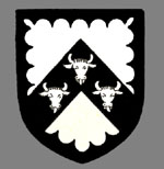The Hillersden family arms