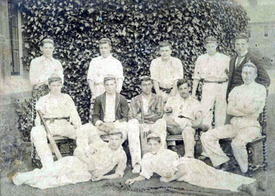The First XI 1894 [Z845/1]