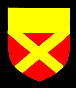 The Bruce family arms