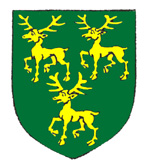 The Rotherham family arms