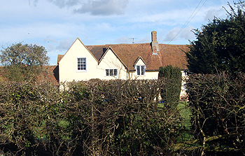 Rushey Ford House March 2012