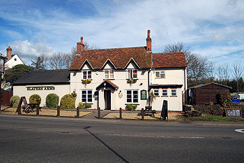 The Slaters Arms March 2012