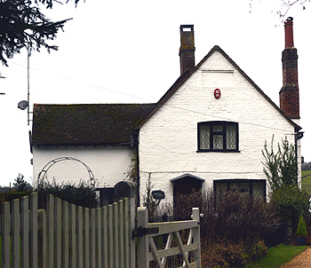 Chequers Cottage January 2013