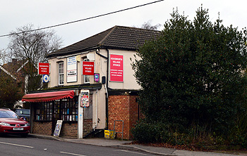 Kensworth Village Stores - 36 Common Road January 2013