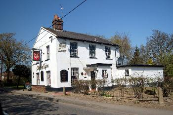 The Old Red Lion April 2007