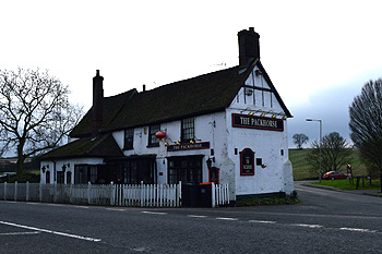 The Packhorse January 2013