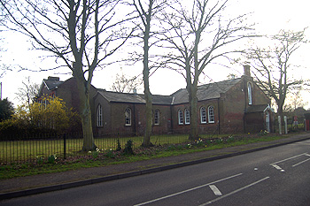 The old Kensworth VC Lower School March 2012