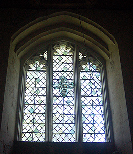 The west window September 2011
