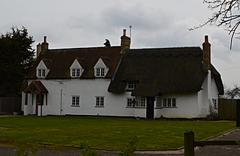 The former White Horse March 2016