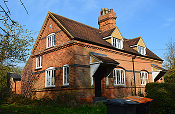 1-2 Strawberry Hill Cottages April 2015
