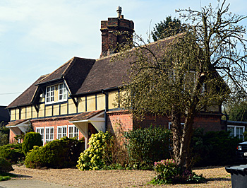 3-4 Strawberry Hill Cottages April 2015