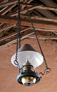 Modernised lamp March 2014