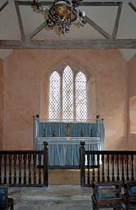 The chancel March 2014