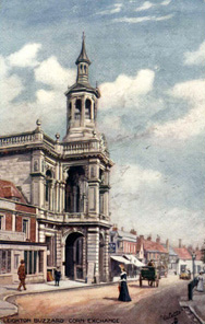The Corn Exchange about 1905 [Z1130/72]