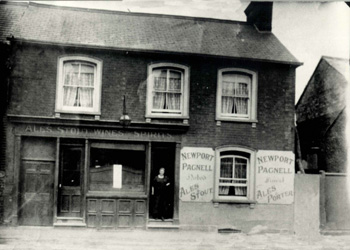 The White Lion about 1910