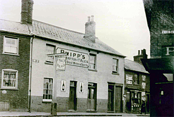 The Nag's Head about 1900 [Z1432/2/2/32]