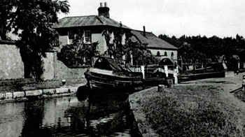 Linslade Lock about 1930