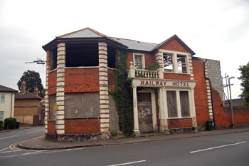 Railway Hotel May 2008