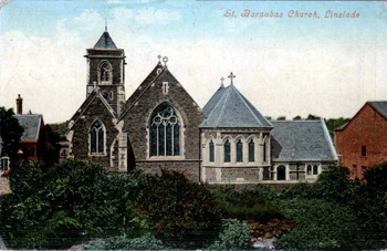 Saint Barnabas about 1900