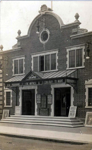 The Grand Cinema Leighton Road Linslade in 1922