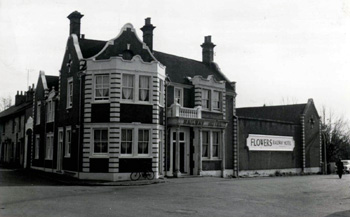 The Railway Hotel in the 1960s