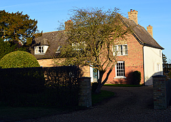 Manor Farm House January 2017
